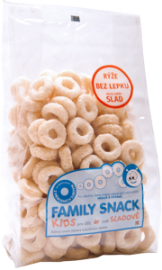 202 FAMILY SNACK KIDS MALT 120 g