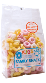 201 FAMILY SNACK KIDS 120 g